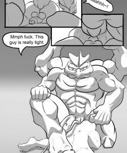 Of Mice And Machoke 020 and Gay furries comics