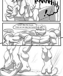 Of Mice And Machoke 026 and Gay furries comics