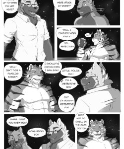 One Wish 007 and Gay furries comics