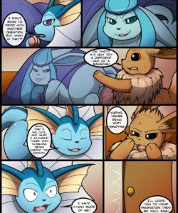 Oversexed Eeveelutions 1 013 and Gay furries comics