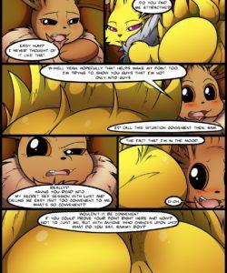 Oversexed Eeveelutions 1 026 and Gay furries comics