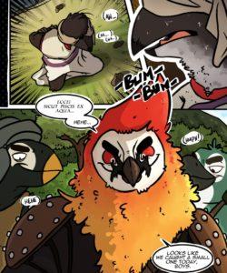 Pacta Svnt Servanda 003 and Gay furries comics