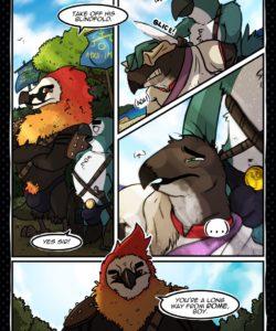 Pacta Svnt Servanda 004 and Gay furries comics