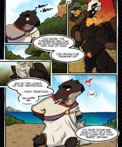 Pacta Svnt Servanda 006 and Gay furries comics