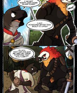 Pacta Svnt Servanda 008 and Gay furries comics