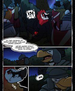 Pacta Svnt Servanda 021 and Gay furries comics