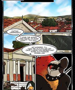 Pacta Svnt Servanda 022 and Gay furries comics