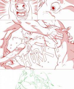 Partner Swap 008 and Gay furries comics