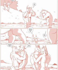 Partner Swap 019 and Gay furries comics