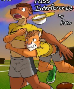 Pass Interference 001 and Gay furries comics
