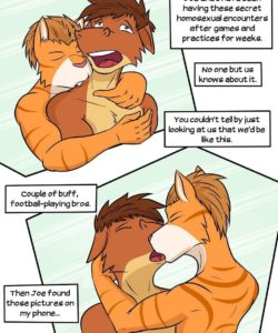 Pass Interference 014 and Gay furries comics