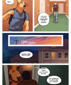 Passing Love 1 006 and Gay furries comics