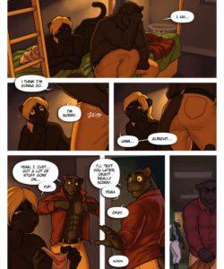 Passing Love 1 012 and Gay furries comics