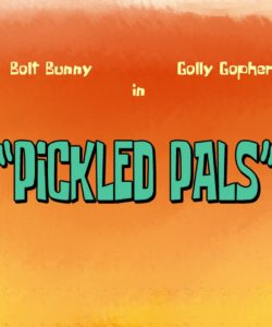 Pickled Pals 001 and Gay furries comics