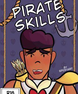 Pirate Skills 001 and Gay furries comics