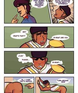Pirate Skills 004 and Gay furries comics