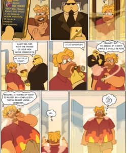 Plague 005 and Gay furries comics