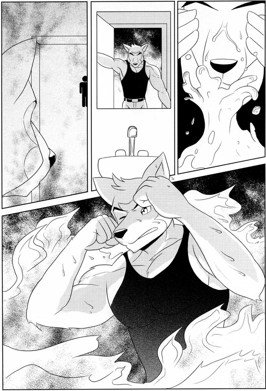 Purgartory '86 gay furry comic