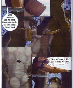 Quick Dip 009 and Gay furries comics