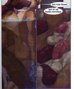 Quick Dip 012 and Gay furries comics