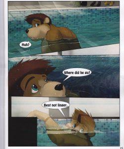 Quick Dip 026 and Gay furries comics
