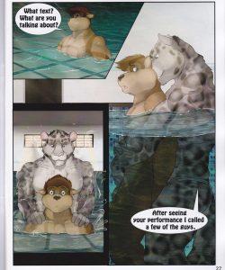 Quick Dip 028 and Gay furries comics