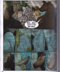 Quick Dip 031 and Gay furries comics