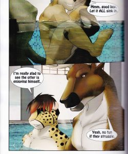 Quick Dip 039 and Gay furries comics