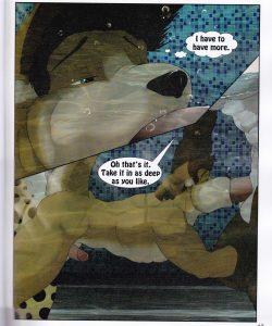 Quick Dip 048 and Gay furries comics
