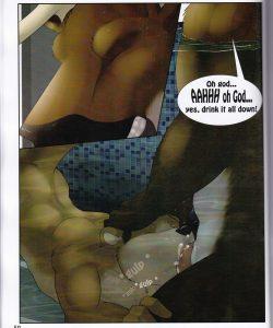 Quick Dip 051 and Gay furries comics