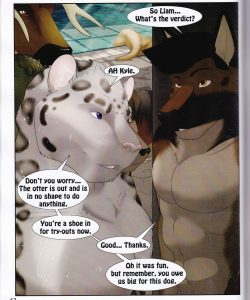 Quick Dip 063 and Gay furries comics