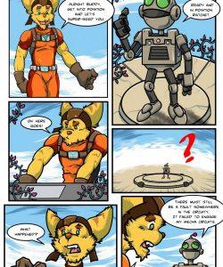 Ratchet & Clank gay furries