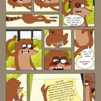 Regular Revenge gay furry comic