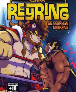 ReyRing 001 and Gay furries comics