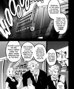 ReyRing 002 and Gay furries comics