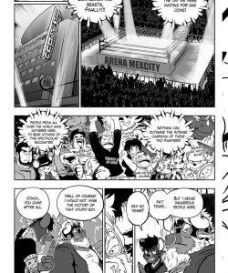 ReyRing 050 and Gay furries comics