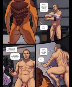 Rite Of Assage 010 and Gay furries comics