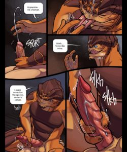 Rite Of Assage 025 and Gay furries comics