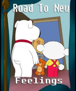 Road To New Feelings 001 and Gay furries comics