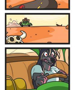 Roadkill 002 and Gay furries comics