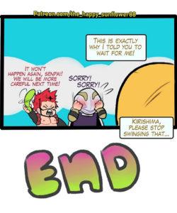 Rookie Heroes 011 and Gay furries comics