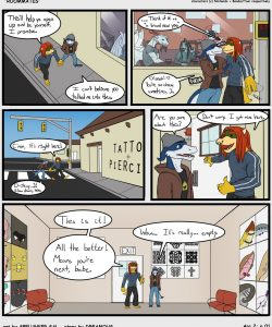 Roommates 2 001 and Gay furries comics
