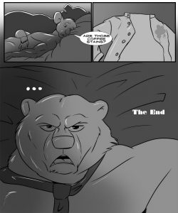 Rough Day 009 and Gay furries comics