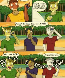 Roughin' It 015 and Gay furries comics