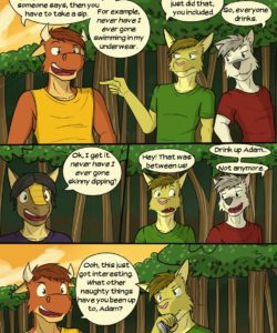 Roughin' It 017 and Gay furries comics