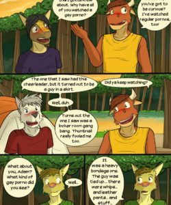 Roughin' It 020 and Gay furries comics