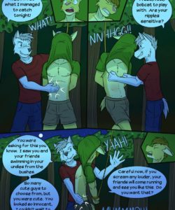 Roughin' It 031 and Gay furries comics