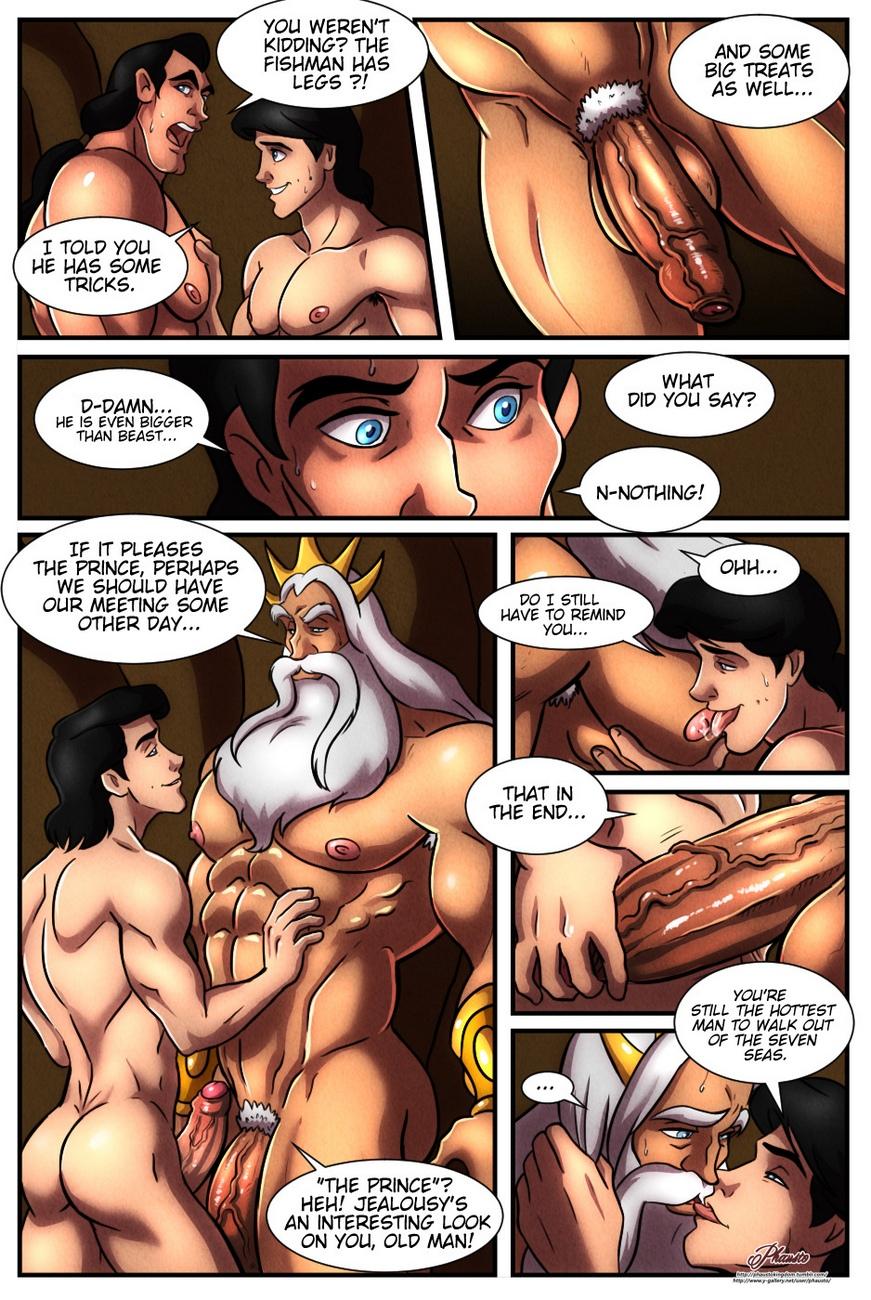 Royal Meeting 2 gay furry comic