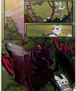 Royal Tail - Chance Beginnings 006 and Gay furries comics