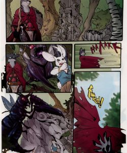 Royal Tail - Chance Beginnings 007 and Gay furries comics